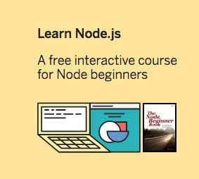 Want to learn #NodeJs? Check out our free interactive course on @glitch https://t.co/zfSOULRGFT #TipTuesday https://t.co/lOOT4gvt8e