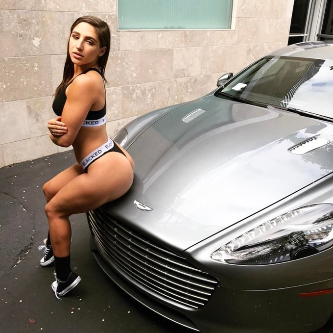 .@GregLansky branded my ass with @Blacked_com so I branded his Aston with my ass https://t.co/UGXHBa
