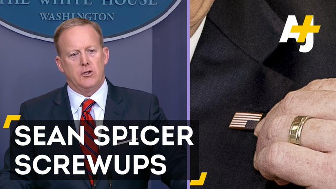 How many screwup does it take to replace a press secretary?