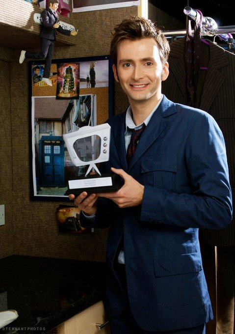 Happy Birthday David Tennant! The best Doctor Ever!!!!!!