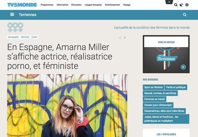 Here's my interview (in French!) for @TERRIENNESTV5 @TV5MONDE @DestouchesJJ https://t.co/oXYyMyjn2O https://t