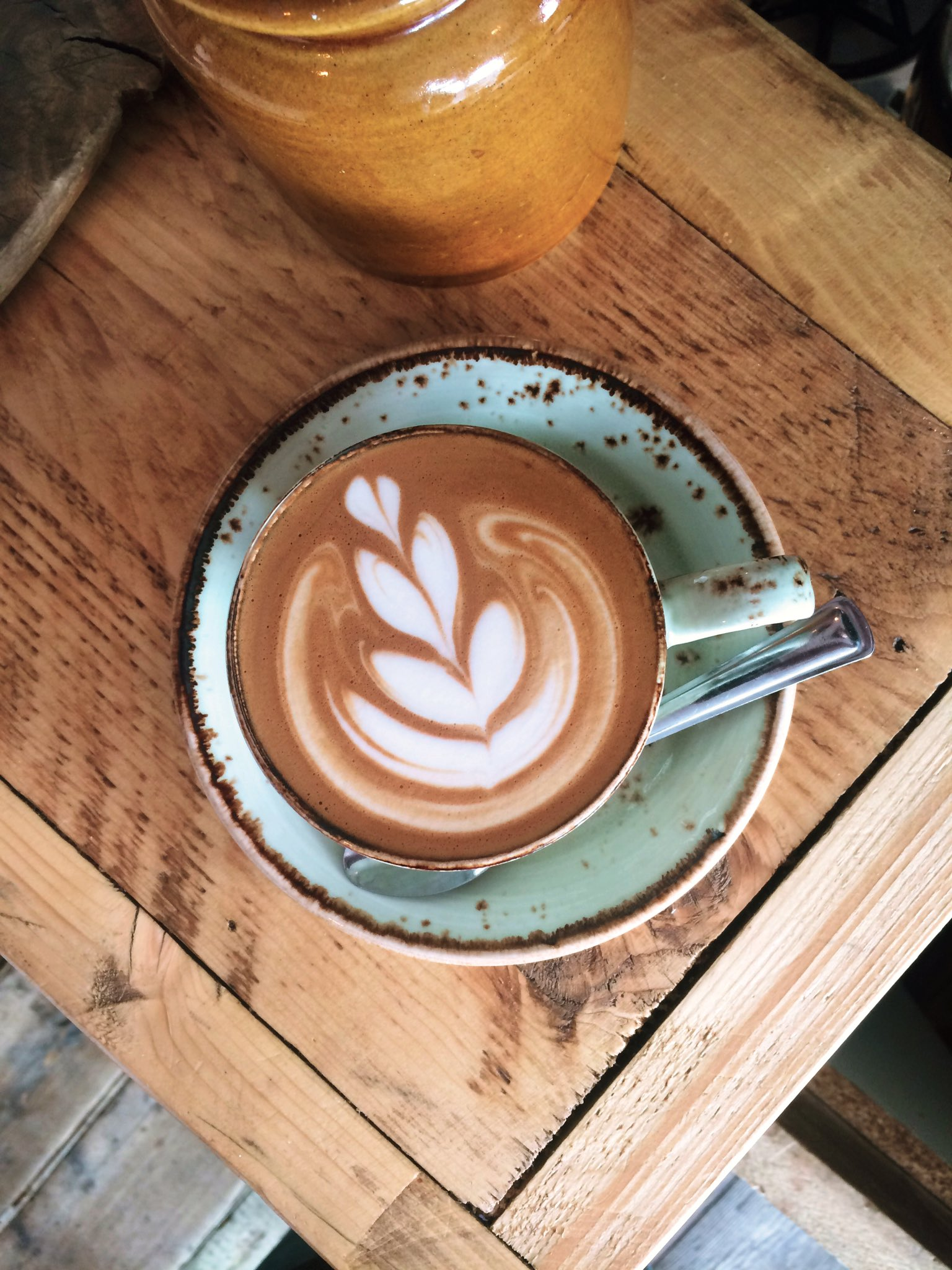 The Coffee Jar London's best coffee shops