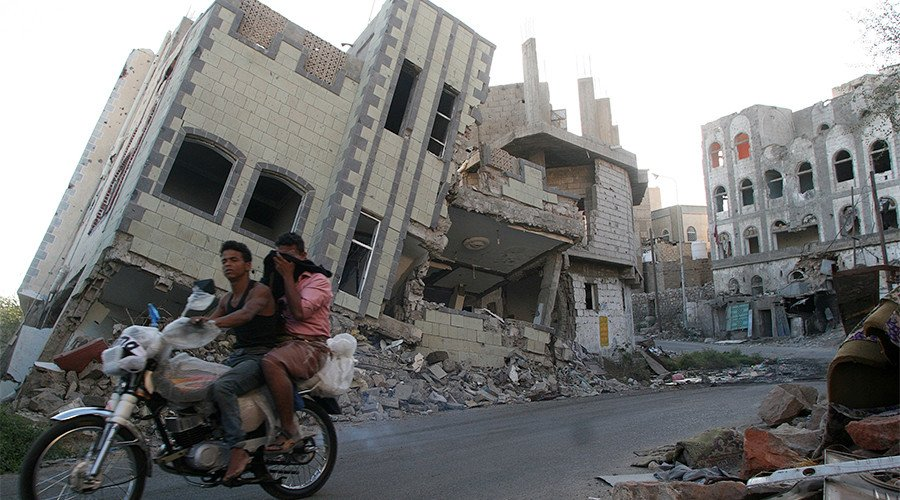Yemen crisis: 'Made in the USA' (Op-Edge)