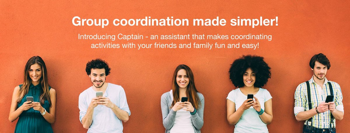 Yahoo Captain : Group coordination is now simpler (on Facebook messenger) https://t.co/rK8f715U7K
