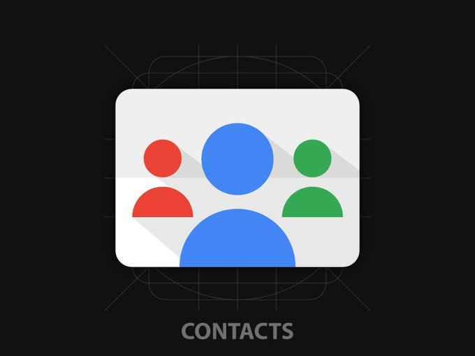 Google_Contacts_Icon   Icons by Srikanth Bondu freebie