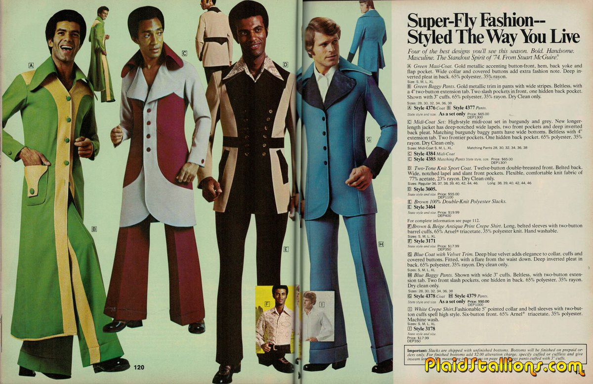 RT @Plaidstallions: Super-Fly: Dress for the job you want, not the one you have. https://t.co/jKPLzg7HYK