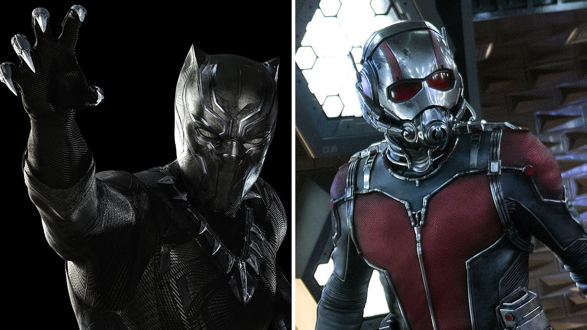 ICYMI: Marvel unveils an early look at BlackPanther, 'Ant-Man and the Wasp'