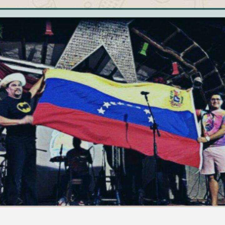 A marchar en paz. Sin gases ni perdigones. Dios bendiga a Venezuela. https://t.co/g8VkEUhIzq