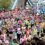 London Marathon wamwaga mamilioni