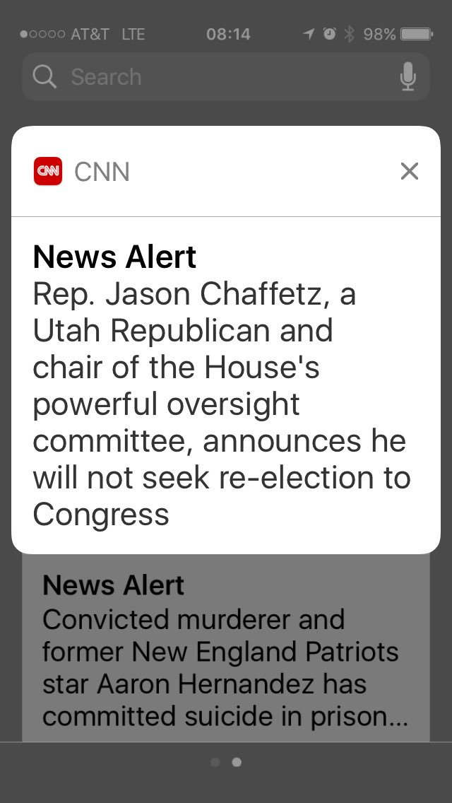 RT @DeadZoneJohnny: Great news today. Keep the pressure up and #Resist the morally corrupt members of the #GOP. https://t.co/wrfpOfewHR