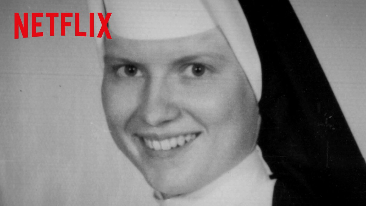 Who killed Sister Cathy? @The_Keepers, only on Netflix May 19. https://t.co/uzx4eAVfYk
