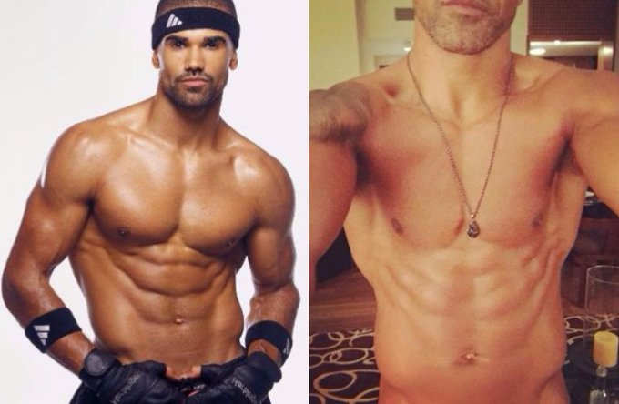 Happy Birthday US actor Shemar Moore! Check out his hottest moments
