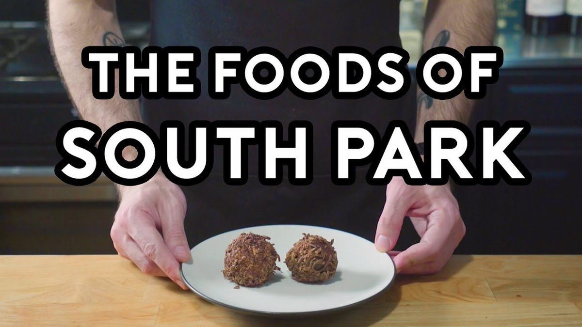 How to make chef's legendary chocolate salty balls from south park ...