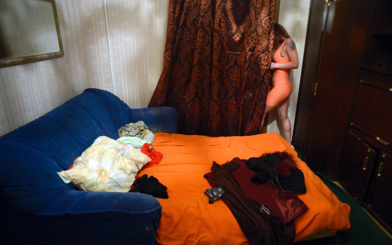 Уехала в москву стала проституткой