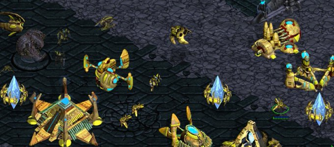 Prepare yourself for @StarCraft: Remastered with #BroodWar, now available for free: https://t.co/9baLfxo5wB https://t.co/ziEBfdG0WD