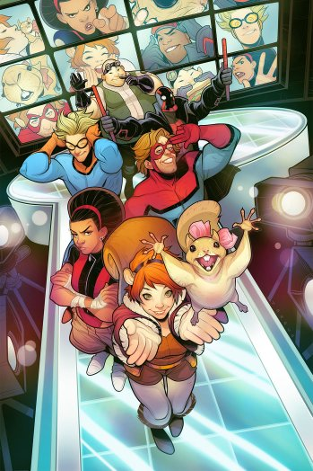 Marvel's NewWarriors Lineup Revealed for Freeform Comedy Series