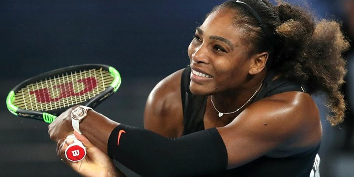Serena Williams won the Australian Open while pregnant—confirming that she's a superhero