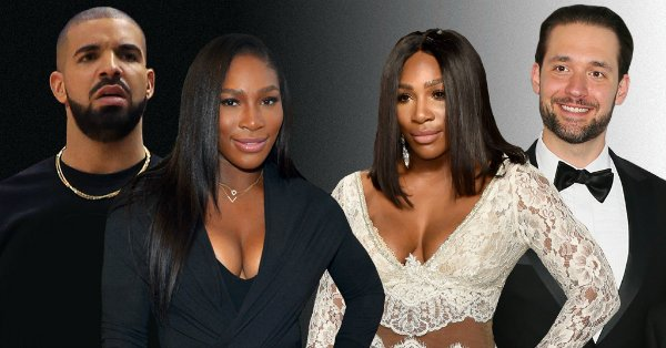 Serena Williams has come a long way from the Drake drama of 2015: