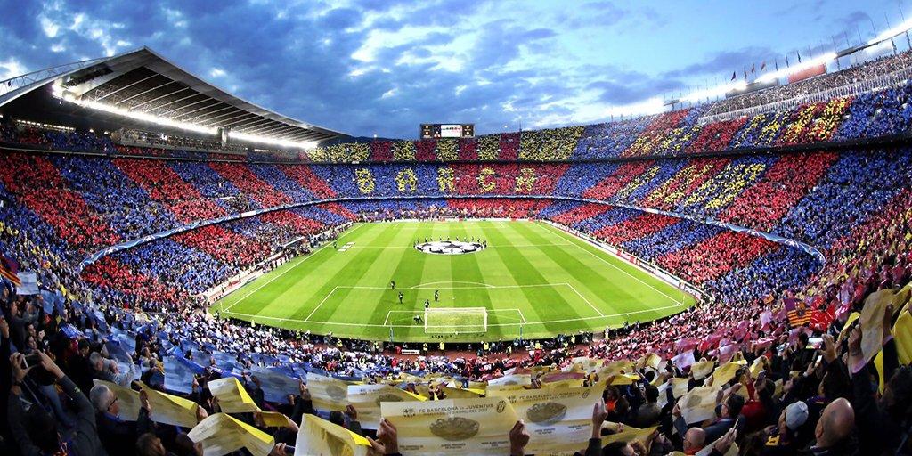 RT @FCBarcelona_cat: Gràcies Camp Nou https://t.co/0vz4cwmG2S