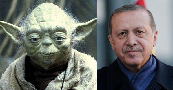 RT @Sppakko: Ist euch die Ähnlichkeit schon aufgefallen? @RTLde #SternTv #Erdogan #Referendum #Türkei #Yoda https://t.co/BPIdAQP4eA