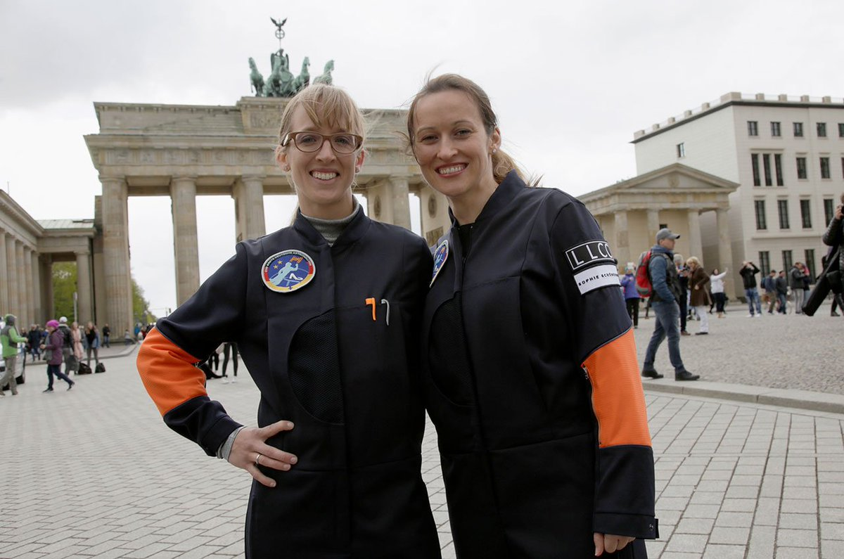 Astronaut's daughter, pilot selected to train to be Germany's first woman in space