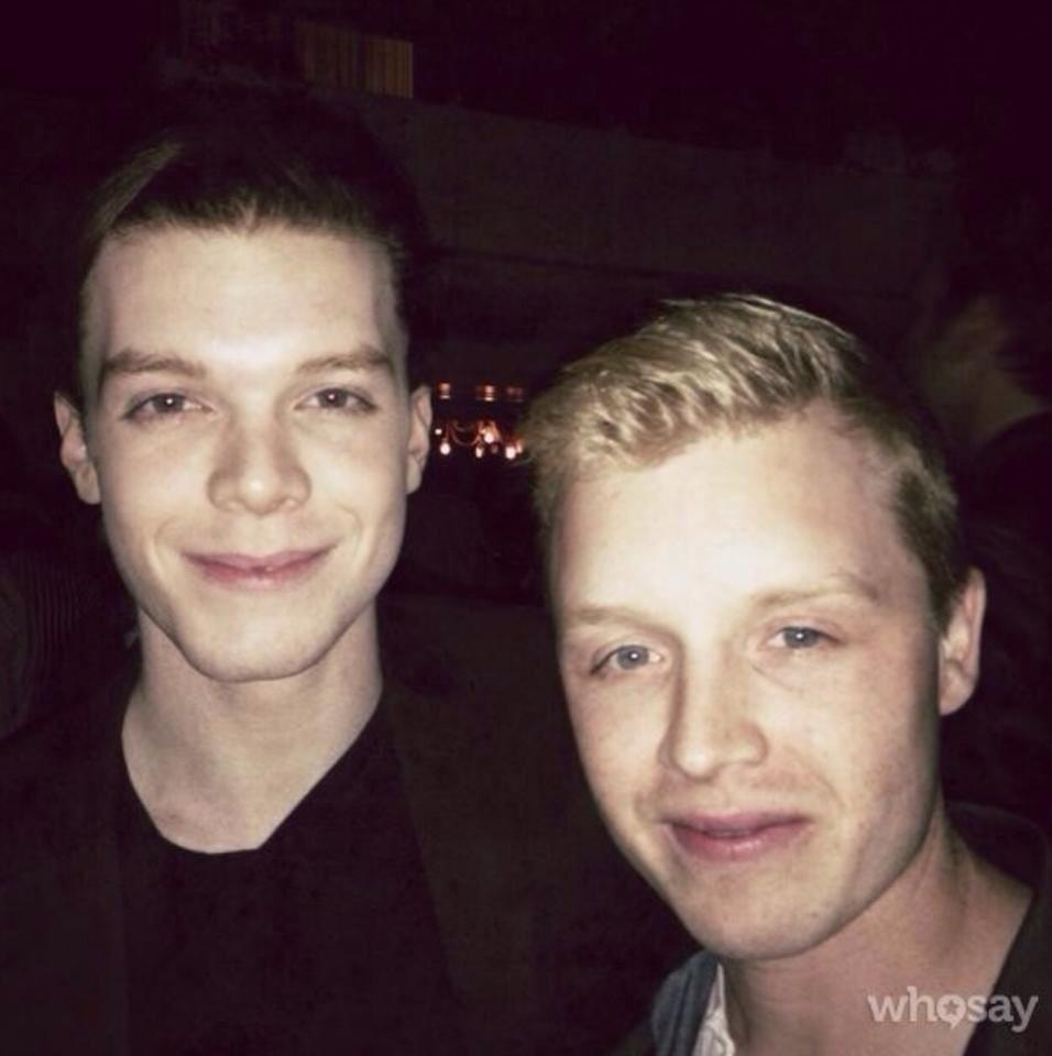 Cameron Fisher Noel Fisher Cameron Monaghan