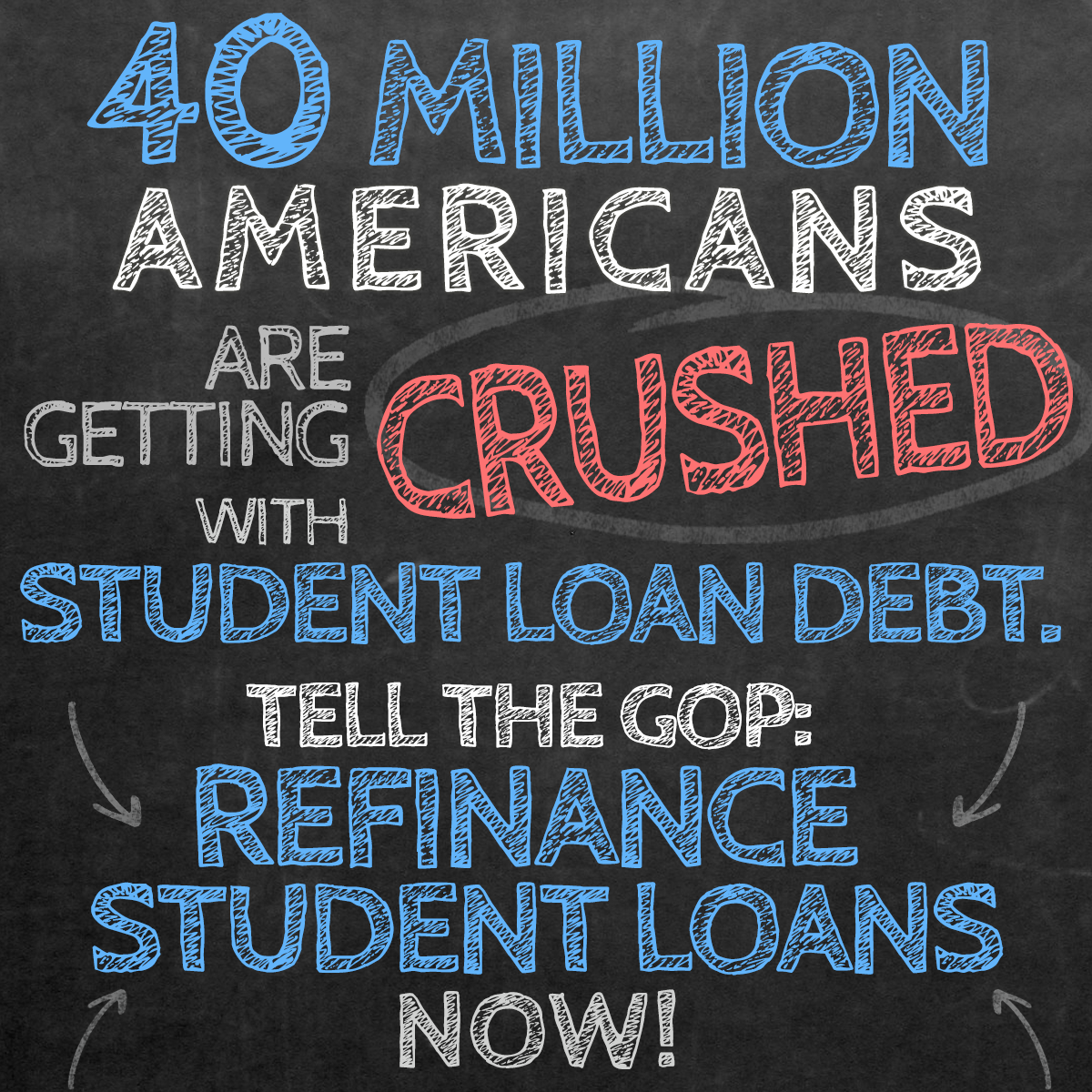 Student loan debt holds back too many New Mexicans. RT to support a #MiddleClassBudget that puts students first. http://t.co/zIdsIW9DWD