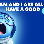 """It helps with the whole """"we didn't win"""" thing. #Sadness #InsideOut #MarchMadness http://t.co/aAaYIoQg2A"""