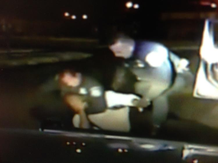 Another police beating caught on tape.  This time in Inkster, MI.  The story on @NBCNightlyNews http://t.co/4Nk616DnlE