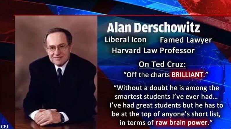 Unlike Barack, the liberal law professors at Harvard remember Ted Cruz  @tedcruz @SenTedCruz #tcot #pjnet #waar #p2 http://t.co/58hAzscxdB