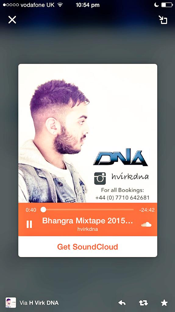 "Just listened to this!! Full support @HVirk_DNA @DjBola_DNA @DeeBola_DNA  https://t.co/xrfJmZcl3s"" http://t.co/yM7GGfhXoI"