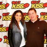 RT @KKov: @JordinSparks great to meet you on Friday! Thanks for stopping by for lunch & for letting us hear some new music!