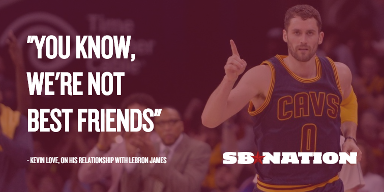 Choose your own adventure: kevin love quotes about the cavs edition ...