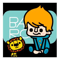 BABY'S ROOMのLINEスタンプ販売開始しましたー。http://t.co/NnAXKtEDgr http://t.co/WtdngKzSn0