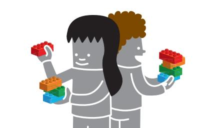 From the @LEGOfoundation: Download the 'six bricks' booklet - big ideas with simple resources: http://t.co/Kgh9btARVx http://t.co/Dvm85k9DiS