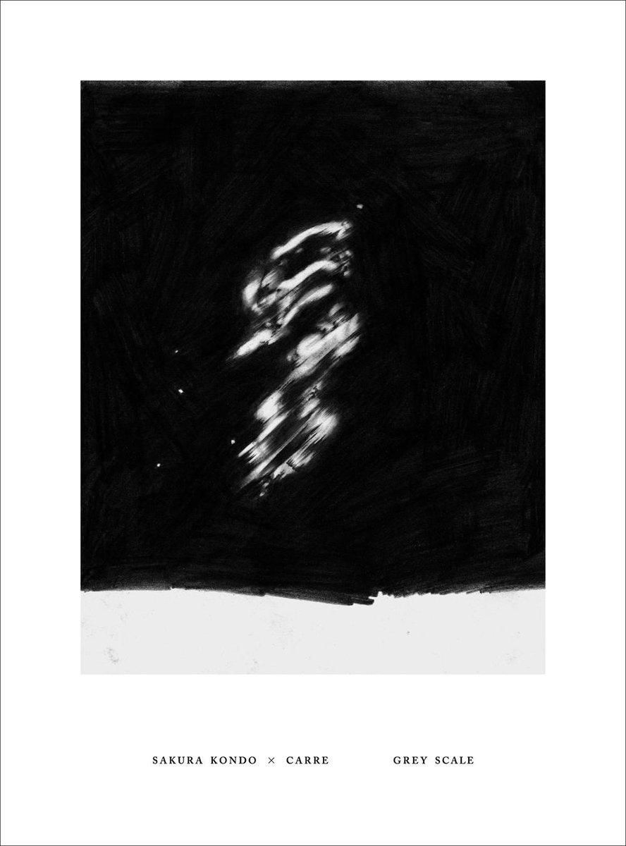 SAKURA KONDO × CARRE 「GREY SCALE」 2015/4/24(金) - 5/1(金) 15:00-21:00 at KATA[LIQUIDROOM2F] http://t.co/1i2mZFVzpa http://t.co/arafbbgAXK