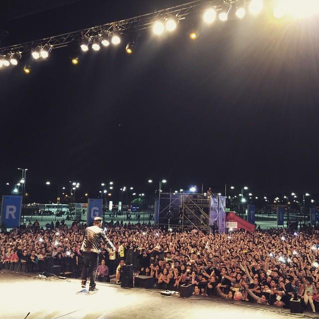 Redimi2 (@RealRedimi2): Argentina.. No tengo Palabras para describir lo sucedido La noche de ayer..! Menos de una semana de Promoción y un … http://t.co/UrolFV0CkU