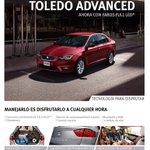 Toledo Advanced ahora con Faros full LED . Estas vacaciones viaja SEGURO en tu Toledo Style 2015 de SEAT #Cancun http://t.co/95UzprKCD2