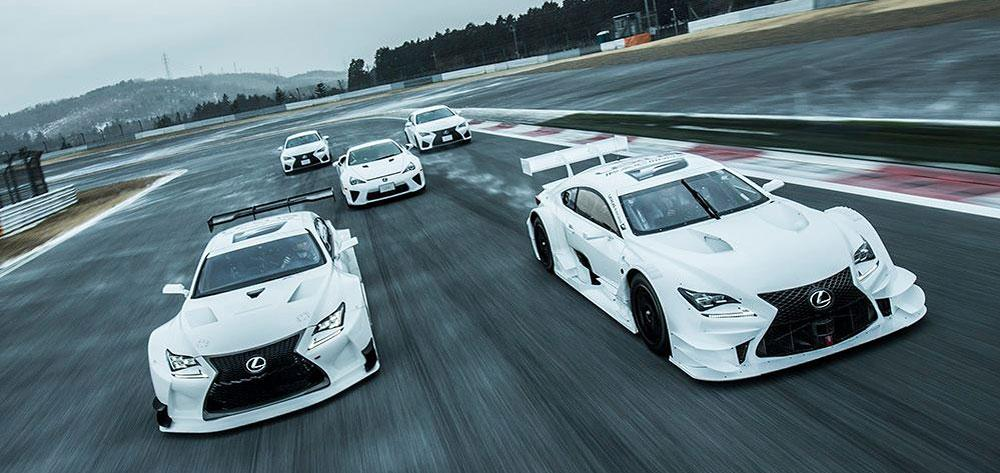 Synchronized racing: Lexus commercial brings RC F & LFA together in racetrack ballet: http://t.co/pzDavmBtRT http://t.co/ixscIqnuCt