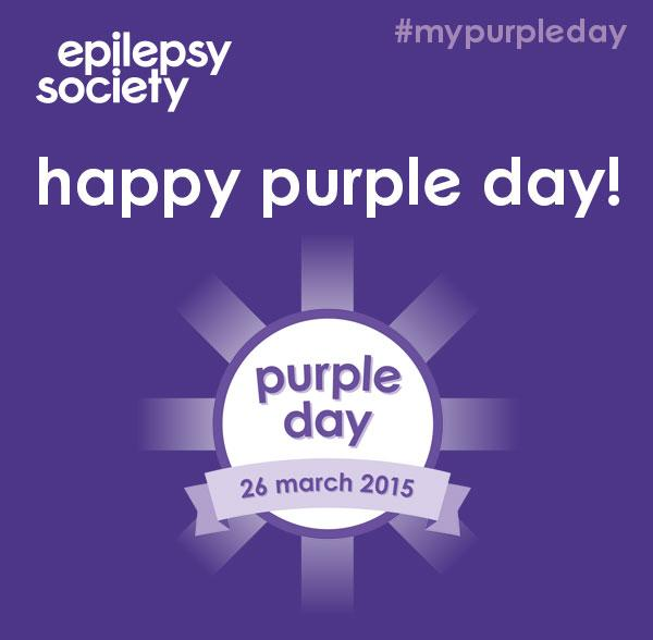 Happy #PurpleDay! #mypurpleday http://t.co/RqX76Ckj6U