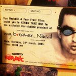 RT @IamOnir: A big thank you to my best friend and actor @sanjaysuri . On this day ten years ago I was born a film maker ,