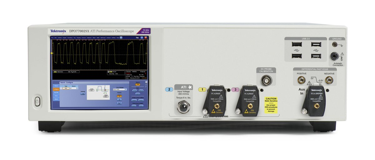 Our new 70GHz ultra-high performance #oscilloscope featuring patented ATI technology is here! http://t.co/fmzdL6MNAY http://t.co/5CstkPWwRp