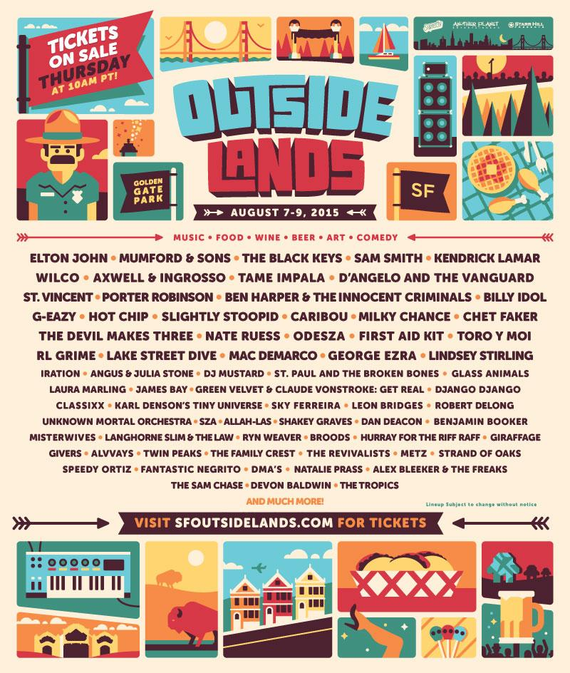 ranger dave is all systems go... rt for the chance to win a pair of tickets http://t.co/9FRg21DsOv #outsidelands http://t.co/eqd9wkSvrN