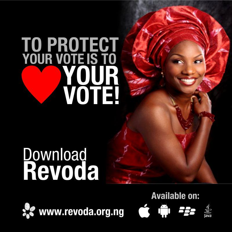 #BeforeYouCastYourVote: Download #Revoda!! Report results & incidents with your phone! Easy to use as A-B-C! http://t.co/k4xf3p9JIO