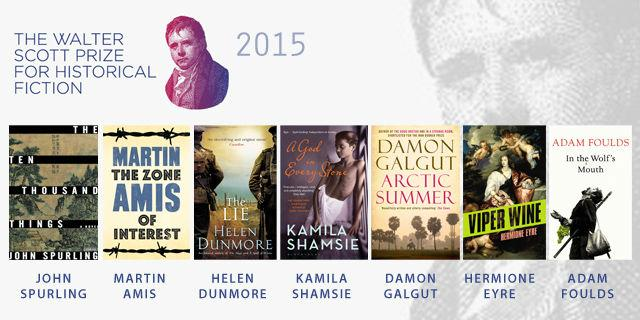Alert! Damon Galgut's Arctic Summer has been shortlisted for the…