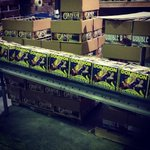 Thats one hell of a #threesome! #fodo #dominionbrewery #de #craftbeer #netde #beerporn #beernerd #brewery #dover http://t.co/AEhrnqsV3c