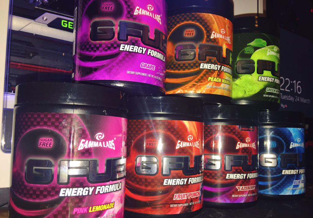 GIVEAWAY: Tub of @GFuelEnergy (any flavour) , RT to Enter, must be following me and @ArmaCentrum ! Ends Friday http://t.co/C7eoRuHoNv