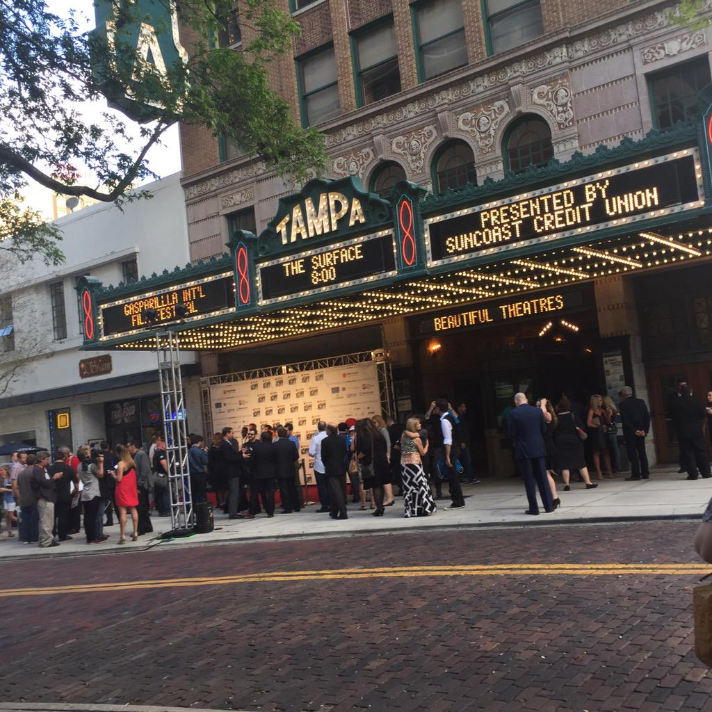 There are few places this #majestic #SuncoastGIFF2015 #GIFF2015 #TampaTheatre http://t.co/DxURtTUPx0