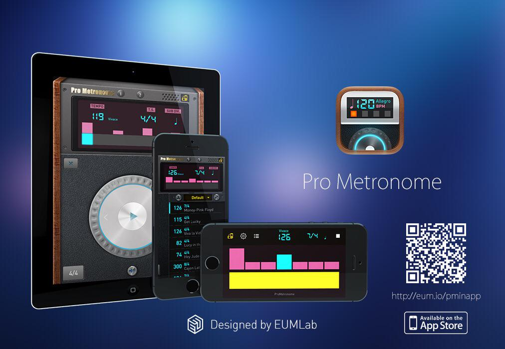 What if I told u the best metronome app in the world was frickin' free? #ProMetronome @EUMLab http://t.co/cHNkbRxmRc http://t.co/utPVRRpn8Z