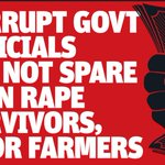 RT @SachinKalbag: How corrupt are babus? @mid_day exposes 83 officers in MH who didn't spare even rape survivors, schoolkids & farmers http…